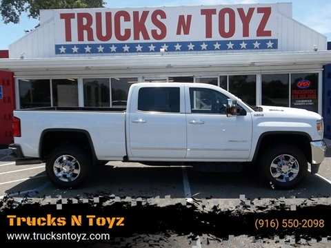 2018 GMC Sierra 2500HD for sale in Sacramento, CA