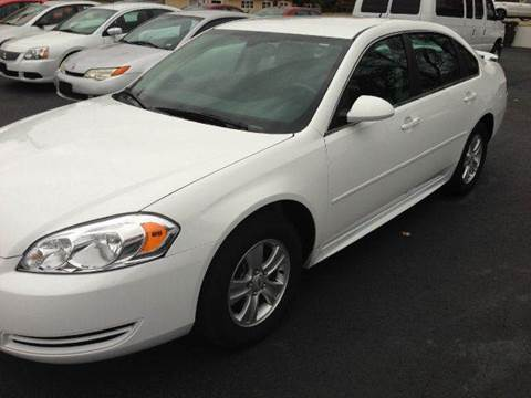 2014 Chevrolet Impala Limited For Sale In Missouri