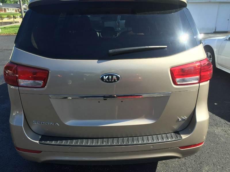 2016 Kia Sedona LX 4dr Mini-Van - Marshall MO