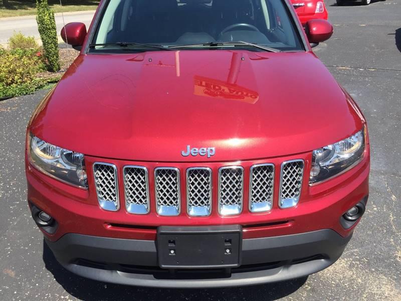 2014 Jeep Compass Latitude 4dr SUV - Marshall MO