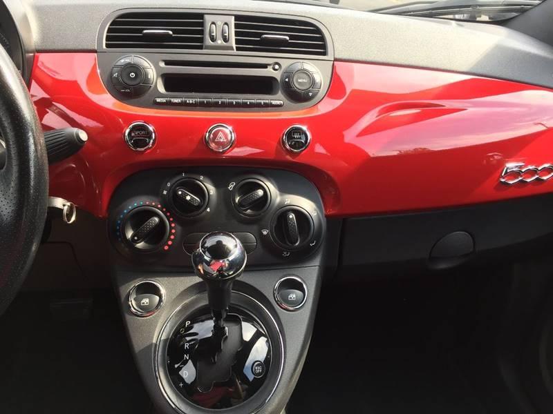 2013 FIAT 500 Sport 2dr Hatchback - Marshall MO