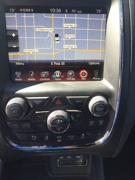 2017 Dodge Durango AWD R/T 4dr SUV - Marshall MO