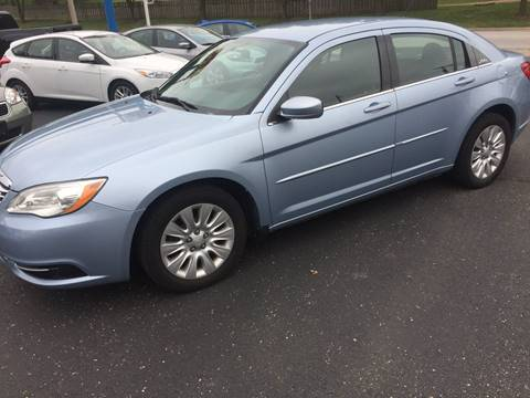 2013 Chrysler 200 for sale in Marshall, MO