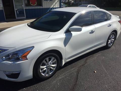 2015 Nissan Altima for sale in Marshall, MO