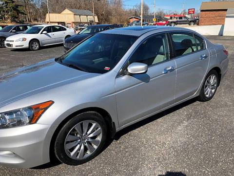 2012 Honda Accord for sale in Marshall, MO