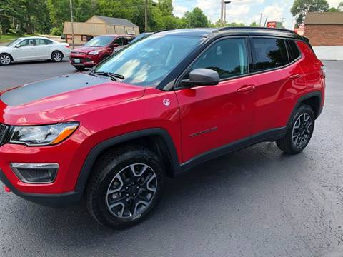 2019 Jeep Compass for sale in Marshall, MO