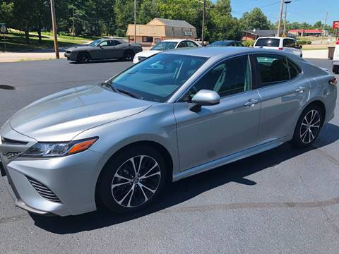 2019 Toyota Camry for sale in Marshall, MO