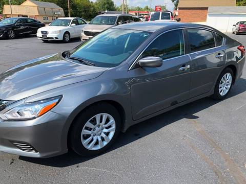 2018 Nissan Altima for sale in Marshall, MO