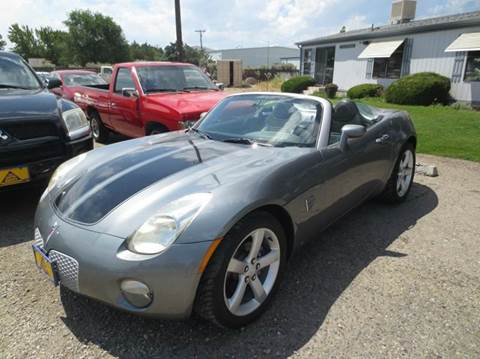 2006 Pontiac Solstice for sale at Auto Depot in Carson City NV