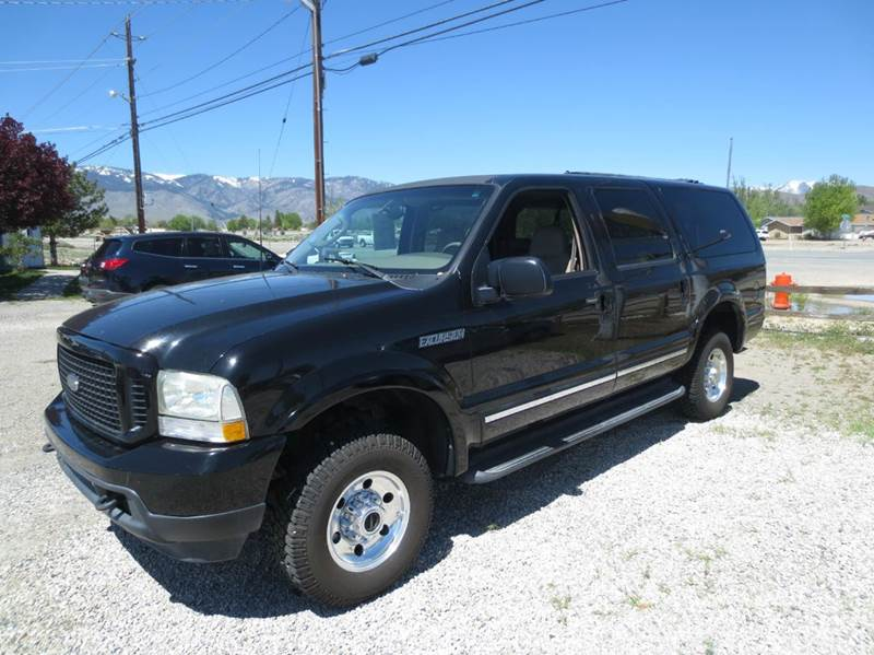 2003 Ford Excursion for sale at Auto Depot in Carson City NV