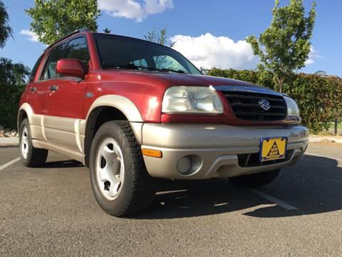 2001 Suzuki Grand Vitara for sale in Carson City, NV
