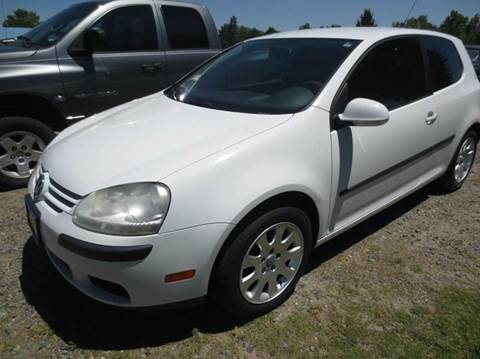 2007 Volkswagen Rabbit for sale at The Auto Depot in Carson City NV