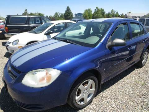 2007 Chevrolet Cobalt for sale at The Auto Depot in Carson City NV