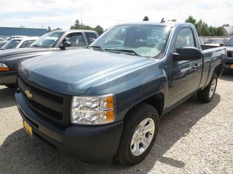 2009 Chevrolet Silverado 1500 for sale at The Auto Depot in Carson City NV