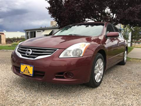 2012 Nissan Altima for sale at The Auto Depot in Carson City NV
