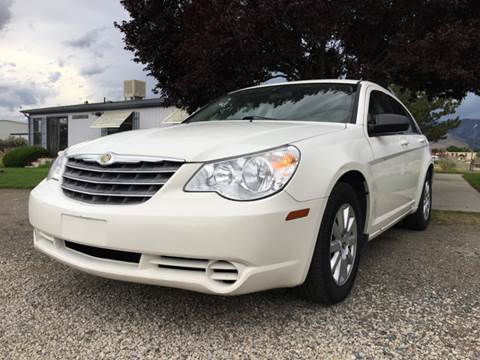 2010 Chrysler Sebring for sale at The Auto Depot in Carson City NV