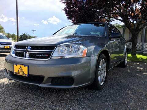 2012 Dodge Avenger for sale at The Auto Depot in Carson City NV