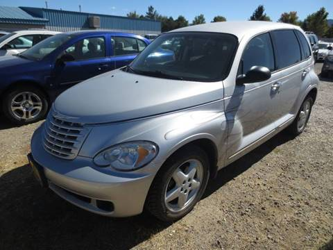 2007 Chrysler PT Cruiser for sale at The Auto Depot in Carson City NV