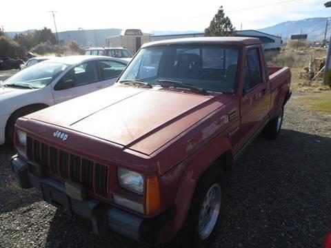 1989 Jeep Comanche for sale in Carson City, NV