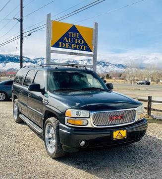 2003 GMC Yukon XL for sale in Carson City, NV