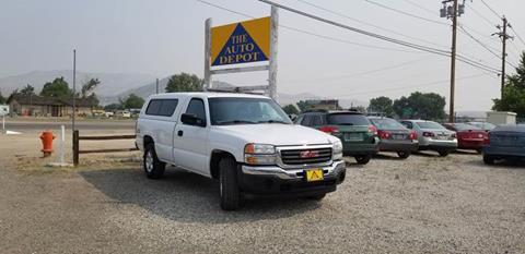 2006 GMC Sierra 1500 for sale in Carson City, NV