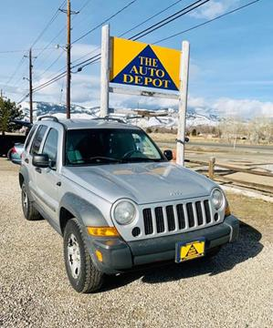 2006 Jeep Liberty for sale in Carson City, NV
