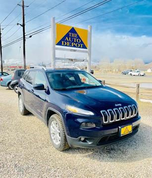 Carson City Jeep >> Used Jeep Cherokee For Sale In Carson City Nv Carsforsale Com