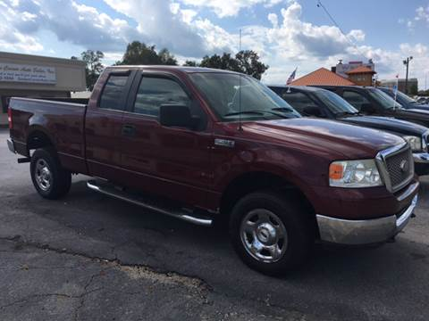 2005 Ford F-150 for sale in Seneca, SC