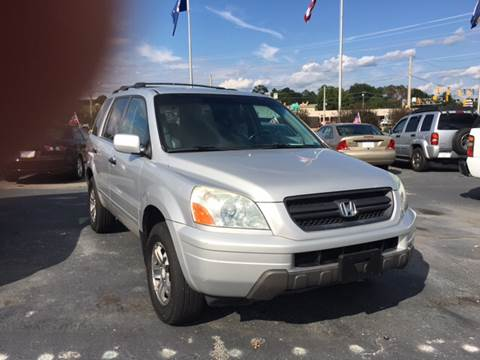2003 Honda Pilot for sale in Seneca, SC
