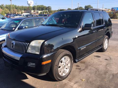 2008 Mercury Mountaineer for sale in Seneca, SC