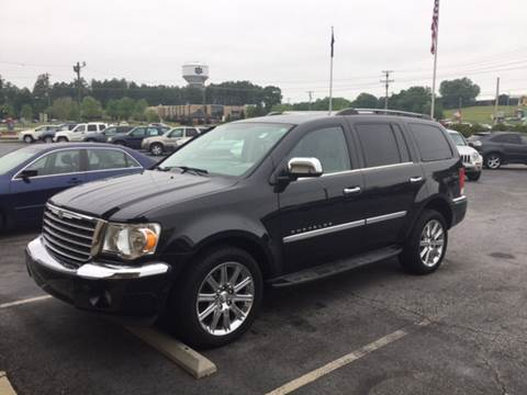 2007 Chrysler Aspen for sale in Seneca, SC