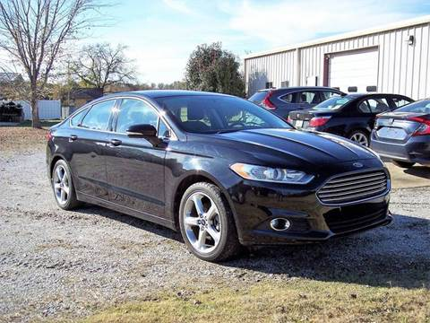 2014 Ford Fusion for sale in Shannon, MS