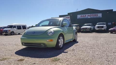 2000 Volkswagen New Beetle for sale in Burnet, TX