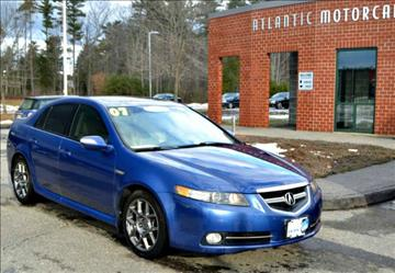 2007 Acura TL for sale in Wiscasset, ME
