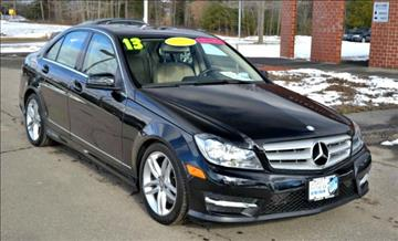 2013 Mercedes-Benz C-Class for sale in Wiscasset, ME