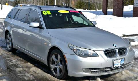 2008 BMW 5 Series for sale in Wiscasset, ME
