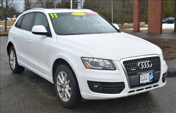 2011 Audi Q5 for sale in Wiscasset, ME
