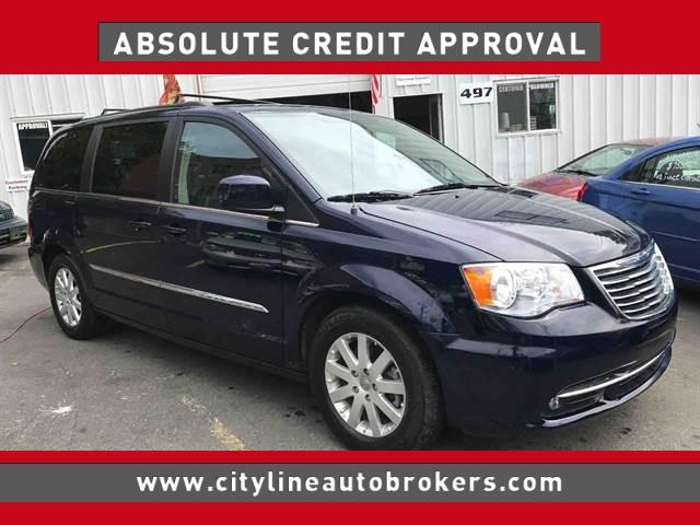 2015 Chrysler Town and Country for sale at Cityline Auto Brokers in Malden MA