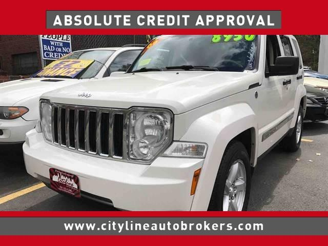 2008 Jeep Liberty for sale at Cityline Auto Brokers in Malden MA