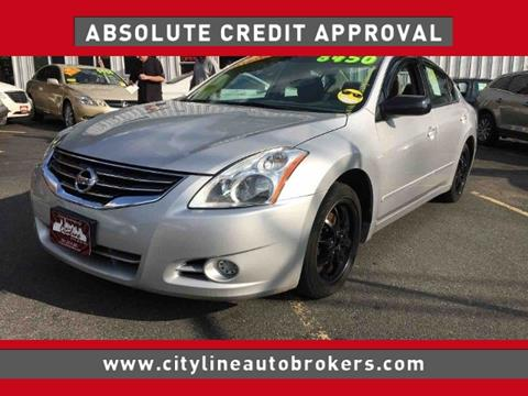 2012 Nissan Altima for sale in Malden, MA