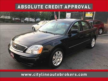 2006 Ford Five Hundred for sale in Malden, MA