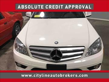 2009 Mercedes-Benz C-Class for sale in Malden, MA