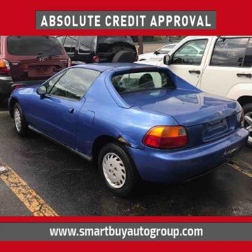 1993 Honda Civic del Sol for sale in Malden, MA