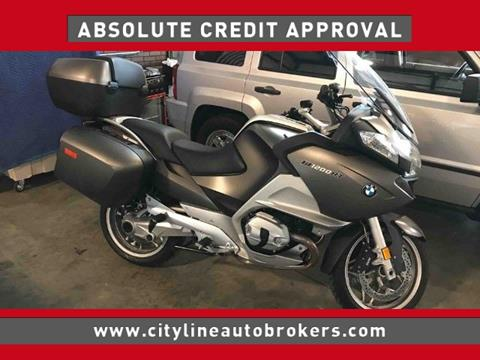 2010 BMW RT 1200 for sale at Cityline Auto Brokers in Malden MA
