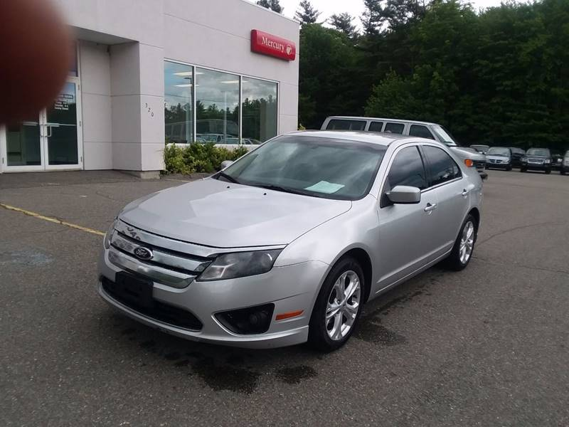 Grace Quality Cars >> 2012 Ford Fusion Se 4dr Sedan In Phillipston Ma Grace Quality Cars