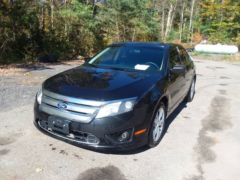 Grace Quality Cars >> 2010 Ford Fusion Se 4dr Sedan In Phillipston Ma Grace Quality Cars