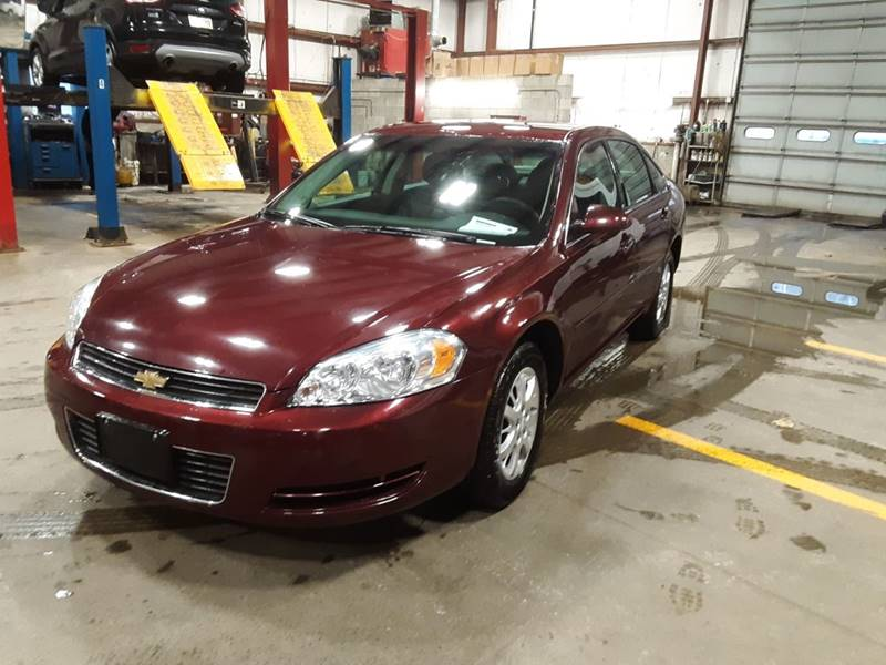 Grace Quality Cars >> 2007 Chevrolet Impala Unmarked Police 4dr Sedan In