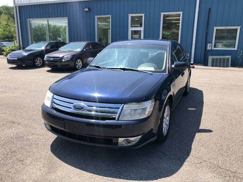 Grace Quality Cars >> 2009 Ford Taurus Se 4dr Sedan In Phillipston Ma Grace