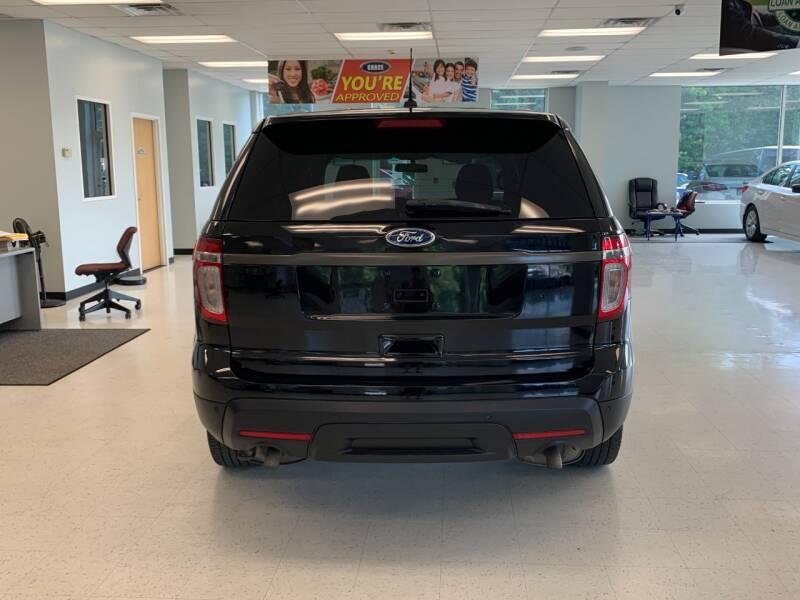 2014 Ford Explorer AWD Police Interceptor 4dr SUV - Phillipston MA