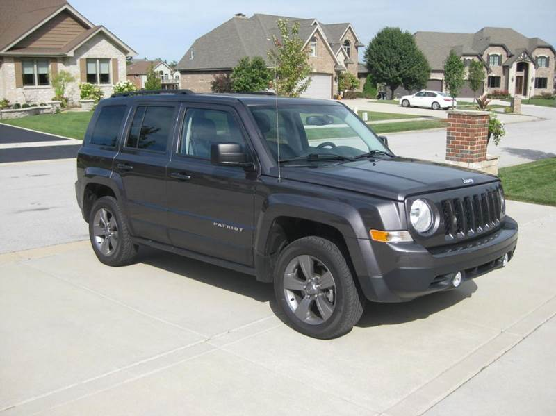 2015 Jeep Patriot for sale at Kokopelli Motors in Schererville IN